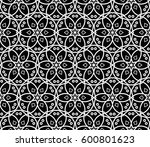 modern stylish texture.... | Shutterstock .eps vector #600801623
