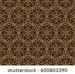 modern stylish texture.... | Shutterstock .eps vector #600803390