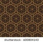 modern stylish texture....   Shutterstock .eps vector #600804143