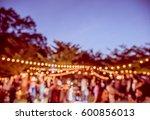 Vintage tone blur image of...