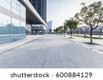 modern business office building ... | Shutterstock . vector #600884129