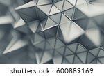 abstract 3d rendering of... | Shutterstock . vector #600889169