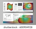 business templates for tri fold ... | Shutterstock .eps vector #600904928