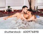 Beautiful Young Couple Relaxin...