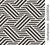 vector seamless pattern. modern ... | Shutterstock .eps vector #601028516