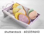 Decorative Tray With Easter...