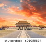 ancient royal palaces of the...   Shutterstock . vector #601055834