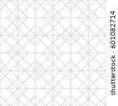 art deco seamless background. | Shutterstock .eps vector #601082714