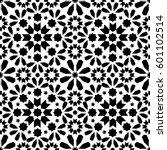 geometric seamless pattern ... | Shutterstock .eps vector #601102514