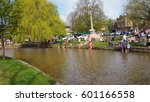 Bourton On The Water  Uk   May...