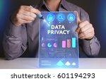 business  technology  internet...   Shutterstock . vector #601194293
