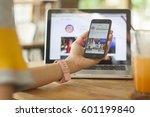 chiang mai  thailand   march 15 ... | Shutterstock . vector #601199840