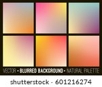 Blurred Abstract Backgrounds...