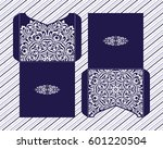 vector envelopes for wedding... | Shutterstock .eps vector #601220504