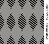 seamless raster abstract...   Shutterstock . vector #601237280
