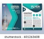 multipurpose corporate business ... | Shutterstock .eps vector #601263608