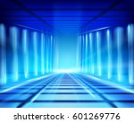 virtual space. vector... | Shutterstock .eps vector #601269776