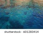 Colorful Sea Surface