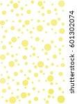 light yellow banner set of... | Shutterstock . vector #601302074