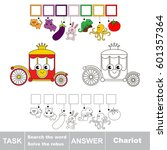 educational puzzle game for...   Shutterstock .eps vector #601357364
