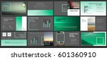 presentation templates. use in... | Shutterstock .eps vector #601360910