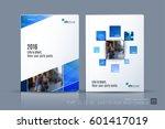 business vector template.... | Shutterstock .eps vector #601417019