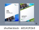 business vector template.... | Shutterstock .eps vector #601419263