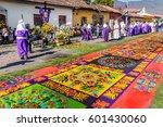 antigua  guatemala    march 25  ... | Shutterstock . vector #601430060