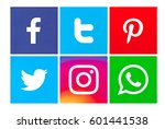 valencia  spain   march 15 ... | Shutterstock . vector #601441538