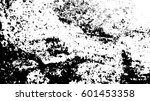 black and white vintage grunge... | Shutterstock .eps vector #601453358