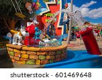 orlando. usa. florida   march... | Shutterstock . vector #601469648