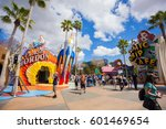 orlando. usa. florida   march... | Shutterstock . vector #601469654