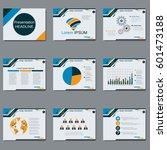 professional business... | Shutterstock .eps vector #601473188