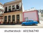 Colonial Building   Havana  ...
