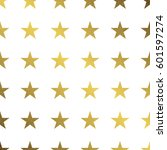 gold glitter star background.... | Shutterstock .eps vector #601597274
