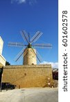 Small photo of Windmill, Malta