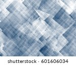 grey abstract background with... | Shutterstock . vector #601606034