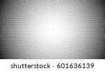 halftone pattern background... | Shutterstock .eps vector #601636139