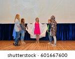 children on vacation children's ...   Shutterstock . vector #601667600