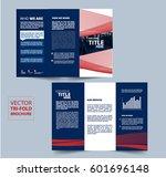 vector graphic elegant business ... | Shutterstock .eps vector #601696148