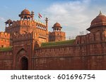 Red Fort Delhi Is A Red...