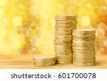 coins.   Shutterstock . vector #601700078
