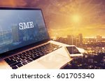 smes  small and medium sized... | Shutterstock . vector #601705340