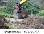 A Big Shovel Of An Excavator