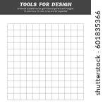 tools for design. universal... | Shutterstock .eps vector #601835366