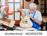 Senior Guitar Maker Makes New...