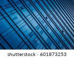 urban abstract   windowed... | Shutterstock . vector #601873253