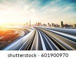 urban sports road | Shutterstock . vector #601900970
