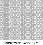 Star Geometric Seamless Patter...
