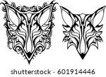 creative design for tattoo ... | Shutterstock .eps vector #601914446